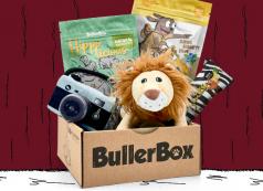 Månadsbox BullerBox